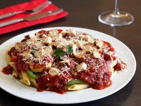 Top Secret Recipes Chili 39 S Guiltless Grill Guiltless Pasta Primavera