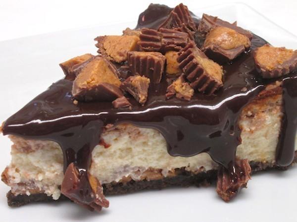 Top Secret Recipes Chili S Peanut Buttercup Cheesecake