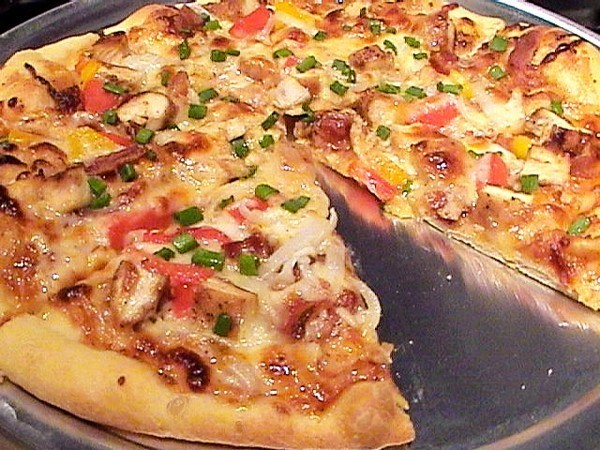 California Pizza Kitchen Jamaican Jerk Chicken Pizza