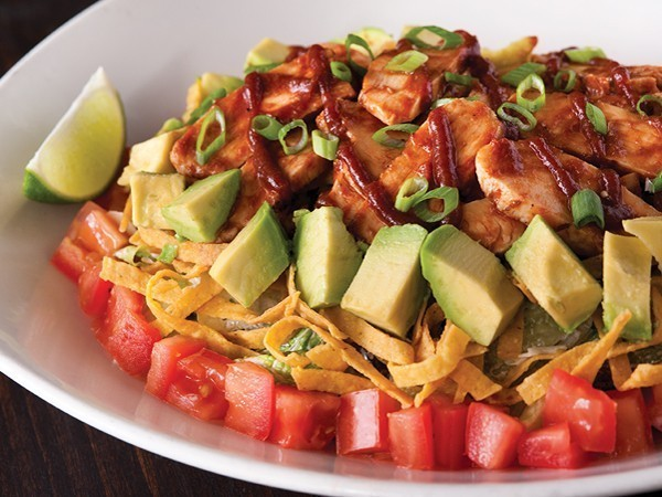California Pizza Kitchen Bbq Chicken Salad Copycat Recipe