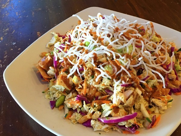 Top Secret Recipes California Pizza Kitchen Thai Crunch Salad