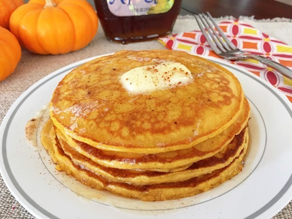 recipe: food network pumpkin pancakes [33]