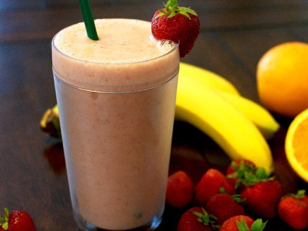 Image result for Berry Banana Breakfast Smoothie (skinny Jamba Juice® copycat)