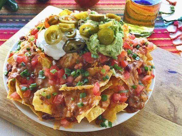 Best Restaurant Nachos Recipe