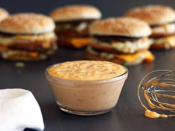 Top Secret Recipes | McDonald's Special Sauce (Big Mac Sauce)