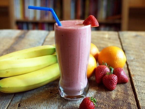 Top Secret Recipes Orange Julius Strawberry Banana Classic Smoothie
