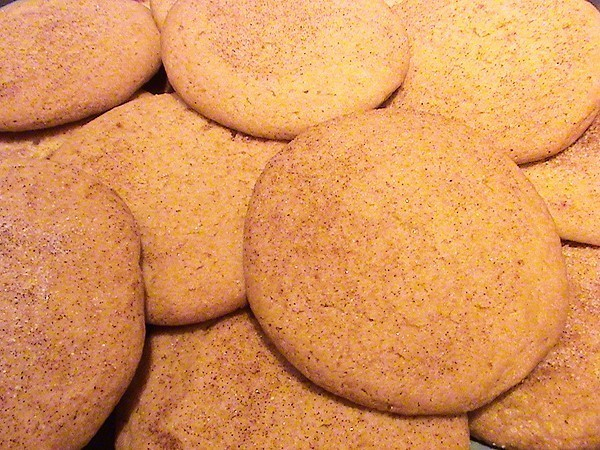 Yummy & EASY Snickerdoodle Recipe {Cake Mix Recipe} | Skip To My Lou | 450x600