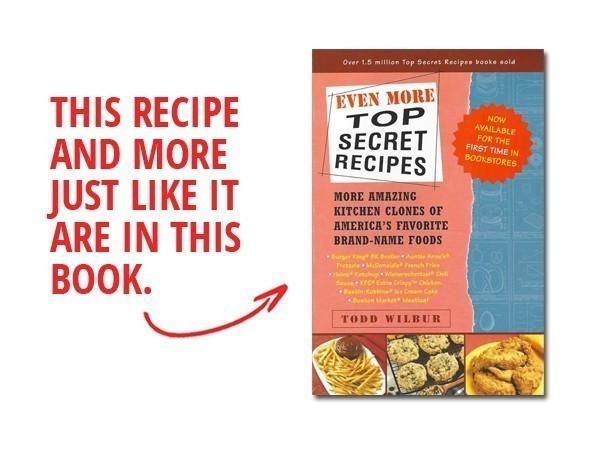 Top Secret Recipes Kraft Thousand Island Dressing