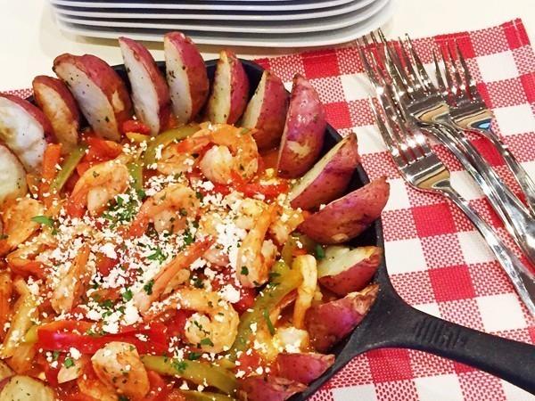 Top secret recipes tgi fridays sizzling shrimp tgi fridays sizzling shrimp copycat recipe by todd wilbur forumfinder Image collections