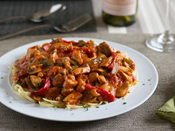 TGI Fridays Spicy Cajun Chicken Pasta Copycat Recipe By Todd Wilbur