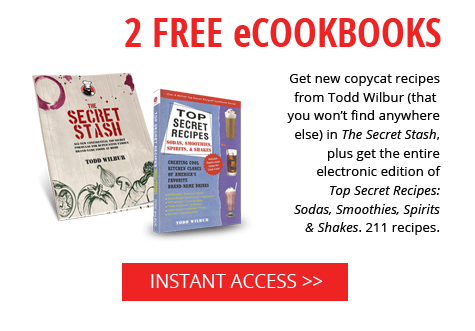 Super Duper Totally Authorized Top Secret Recipes Pdf