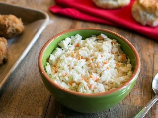 KFC Cole Slaw copycat recipe by Todd Wilbur