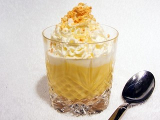 Applebee's Key Lime Pie Dessert Shooter copycat recipe by Todd Wilbur