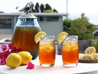AriZona Iced Tea with Ginseng Extract copycat recipe by Todd Wilbur