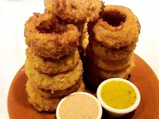 Bahama Breeze Island Onion Rings copycat recipe by Todd Wilbur