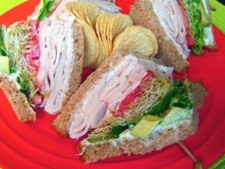 Bennigan's California Turkey Sandwich copycat recipe by Todd Wilbur