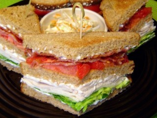 Big Boy Club Sandwich copycat recipe by Todd Wilbur