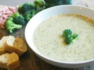 Big Boy Cream of Broccoli Soup copycat recipe by Todd Wilbur
