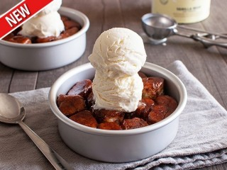 BJ's Restaurant and Brewhouse Monkey Bread Pizookie copycat recipe by Todd Wilbur