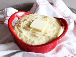 BJ's Restaurant and Brewhouse White Cheddar Mashed Potatoes copycat recipe by Todd Wilbur
