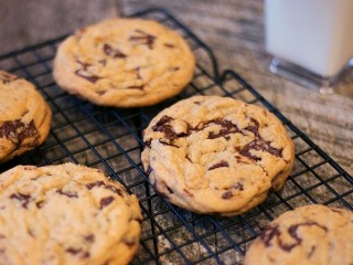 Bob Evans Farms Chocolate Chunk Cookies copycat recipe by Todd Wilbur