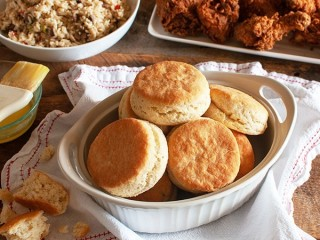 Bojangles' Buttermilk Biscuits copycat recipe by Todd Wilbur