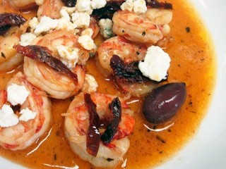 Bonefish Grill Saucy Shrimp copycat recipe by Todd Wilbur