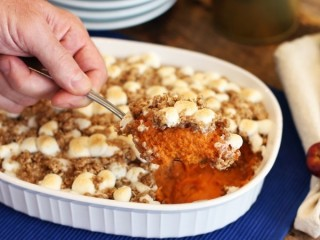 Boston Market Sweet Potato Casserole copycat recipe by Todd Wilbur