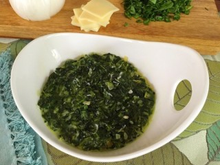 Boston Market Creamed Spinach Reduced-Fat Copycat Recipe