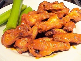 Buffalo Wild Wings Buffalo Wings and Sauces copycat recipe by Todd Wilbur