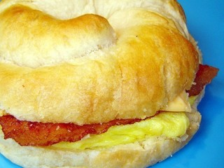 Burger King Breakfast Sandwiches copycat recipe by Todd Wilbur