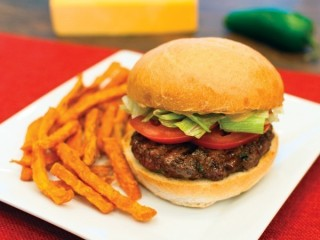 Burger King Stuffed Steakhouse Burger copycat recipe by Todd Wilbur