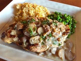 Carrabba's Chicken Marsala