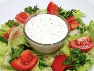 Carrabba's House Salad Dressing (Creamy Parmesan) copycat recipe by Todd Wilbur