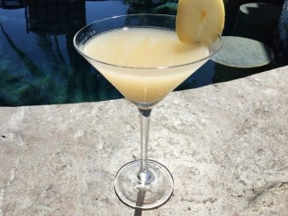 Cheesecake Factory Asian Pear Martini