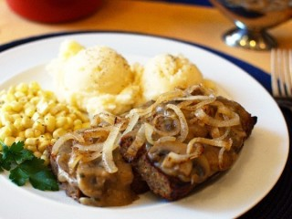 Cheesecake Factory Famous Factory Meatloaf copycat recipe by Todd Wilbur