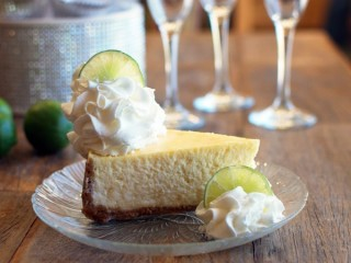 Cheesecake Factory Key Lime Cheesecake copycat recipe by Todd Wilbur