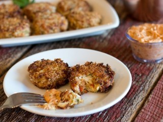 Cheesecake Factory Mini Crabcakes copycat recipe by Todd Wilbur