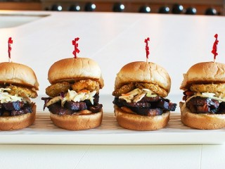Cheesecake Factory Pork Belly Sliders copycat recipe by Todd Wilbur