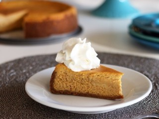 Cheesecake Factory Pumpkin Cheesecake copycat recipe by Todd Wilbur