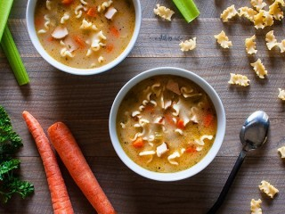 Chick-fil-A Chicken Noodle Soup copycat recipe by Todd Wilbur