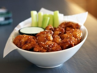 Chili's Boneless Shanghai Wings copycat recipe by Todd Wilbur