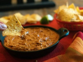 Chili's Chili Queso copycat recipe by Todd Wilbur