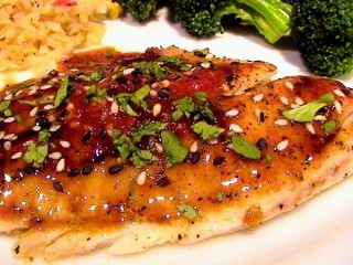 Chili's Firecracker Tilapia copycat recipe by Todd Wilbur