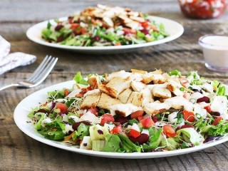 Chili's Guiltless Grill Guiltless Chicken Salad copycat recipe by Todd Wilbur