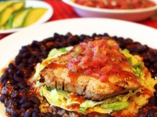 Chili's Margarita Grilled Tuna Reduced-Fat copycat recipe by Todd Wilbur
