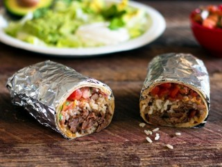 Chipotle Mexican Grill Barbacoa Burrito copycat recipe by Todd Wilbur