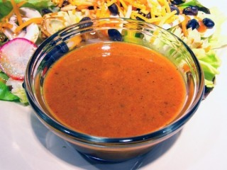 Chipotle Mexican Grill Chipotle-Honey Vinaigrette copycat recipe by Todd Wilbur