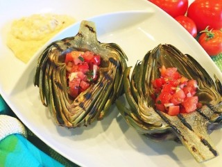 Claim Jumper Fire-Roasted Artichoke copycat recipe by Todd Wilbur