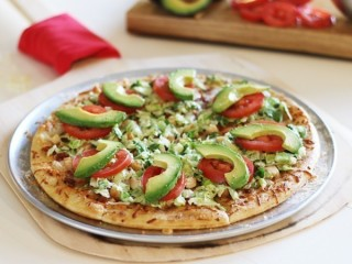 California Pizza Kitchen California Club Pizza copycat recipe by Todd Wilbur